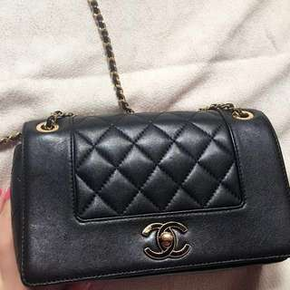 Coco Chanel手袋100% 真貨購自lee gardens專門店
