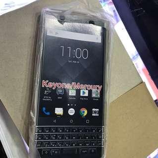 Blackberry Keyone Transparent Jelly Case