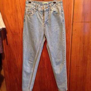 Pull&Bear light jeans