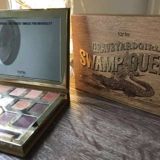 Swamp queen palette