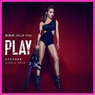 蔡依林 - PLAY 世界巡回演唱会 Live