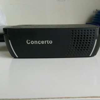 Concerto Sensor Speaker