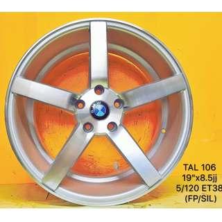 SPORT RIM 19inch BMW VOSSEN CV3