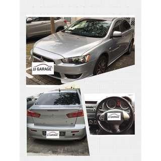 CAR RENTAL - MITSUBISHI LANCER EX