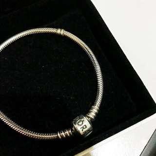 Authentic Pandora Bracelet 17cm