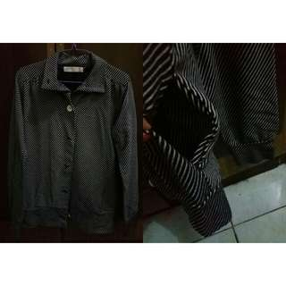 Stripes Blazer/Cardigan