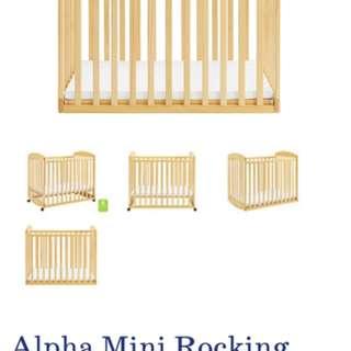 Mini Baby Cot