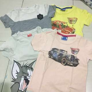 Preloved Boy Shirts