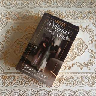 Classic Lit Wings of a Dove by Henry James