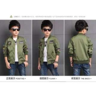KIDS JACKET (FF030)