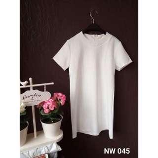 Dress shirt white