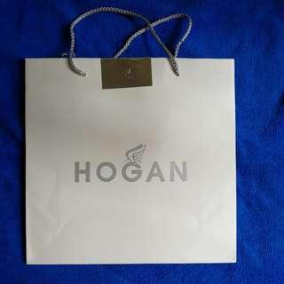 HOGAN 紙袋