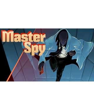 Master Spy (Normal Price S$10.00)