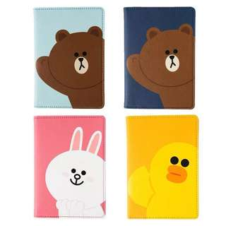 Line passport cover