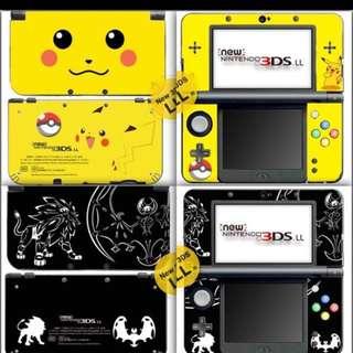 Nintendo New 3DS XL/LL Skin Decal
