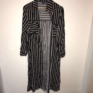Glassons Striped Shirt/Dress