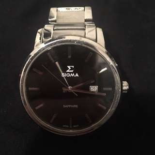 🚚 SIGMA 手錶
