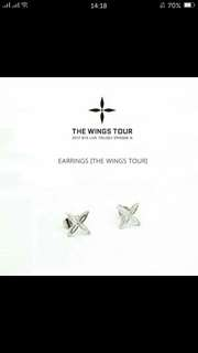 BTS The wings tour Earring
