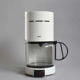 Brand New Braun Aromaster Combi 10 Coffee Maker