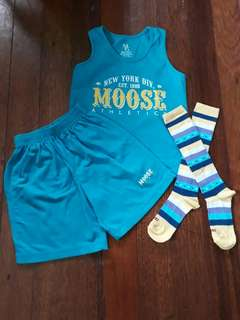 Authentic Moose Gear OOTD bundle for boys