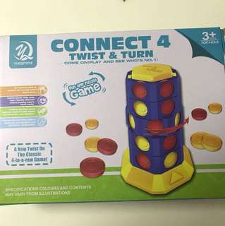 Connect 4 Twist&Turn
