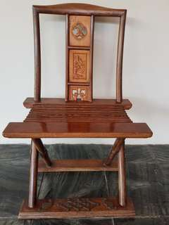 Chinese classic mini Hunting chair