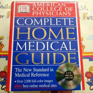Complete Home Medical Guide