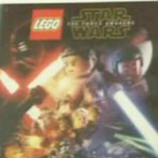 Lego Star Wars Force Awaken For The 3ds