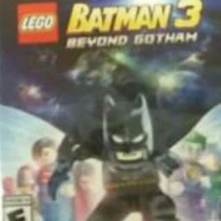 Lego Batman 3 For The 3ds