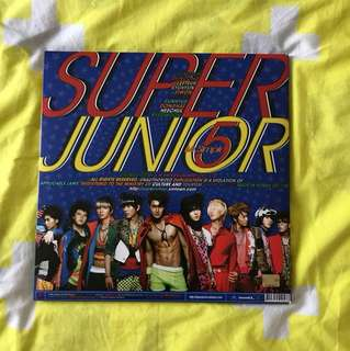 Super Junior Mr. Simple (Kyuhyun Ver.)