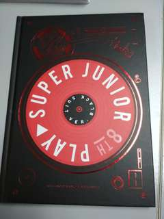 SUPER JUNIOR BLACK SUIT ALBUM