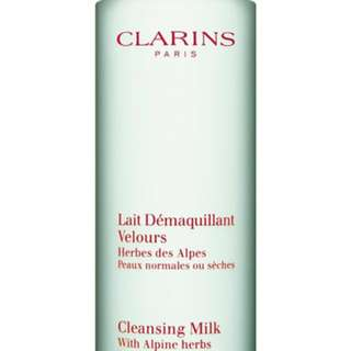 Clarins cleaning milk 200ml