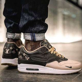 Nike Air Max 1 X Luois Vuitton