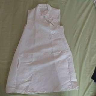 Cheongsam maternity dress