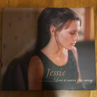 Jessie - love is never far away ( CD )