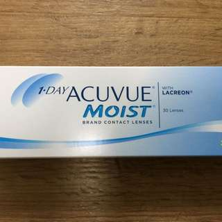 1-Day Acuvue moist (with Lacreon)