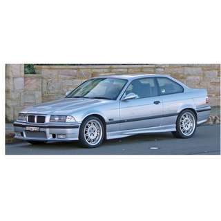 BMW 3 Series E36 M3 Bodykit