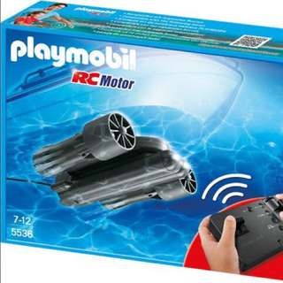 Playmobil 5536 Remote control for Playmobil ships