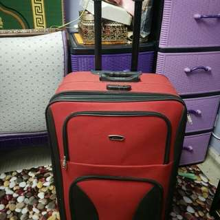 travel luggage plg besar