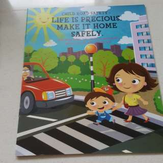Life is precious Make it home safety