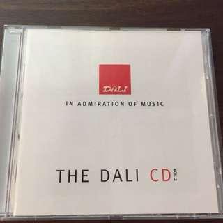 Audiophile cd the Dali vol-2