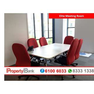 CITY FRINGE OFFICE! NICELY FITTED SPACE IN PRIME BUKIT TIMAH!