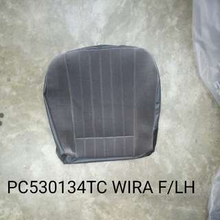 PROTON WIRA FRONT DOWN SEAT COVER LH GENUINE PART