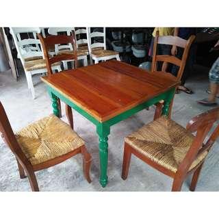 Jual kursi dan meja makan