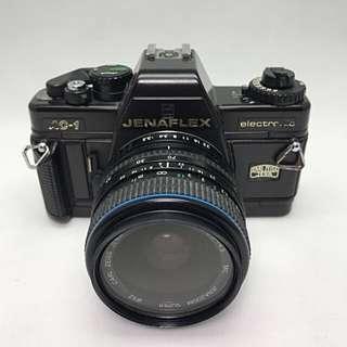 JENAFLEX 35mm SLR Film Camera - Made In Germany