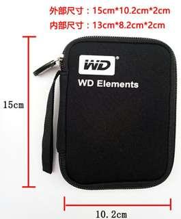 全新 2·5吋 Harddisk 小米電源 保護軟 移動硬碟 相機袋 數碼產品儲存袋