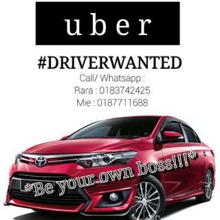 Uber Register and Car for rent