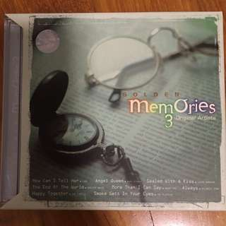 Golden memories 3 ( 2 CD )