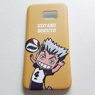 Liscenced Haikyuu! Bokuto Kotarou S7 Edge Phone Cover