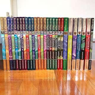 🔥70% Off: Beast Quest Collection (Children's Fiction)